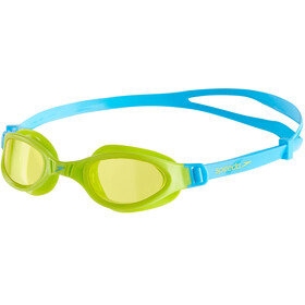 speedo Futura Plus Goggle Children green/turquoise